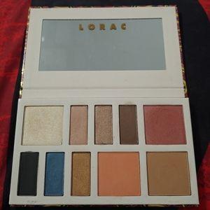 Lorac The Getaway Eye/Cheek Palette